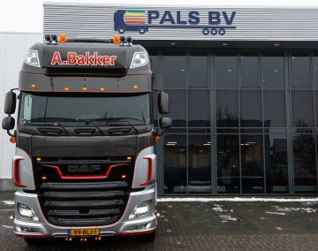 DAF XF 480 FT, A. Bakker Transport, Oldebroek, Pals Vaassen